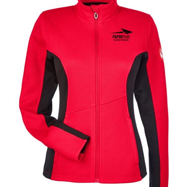 Ladies' Spyder® Constant Full-Zip Sweater Fleece