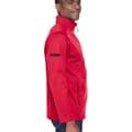 jacket side imprint