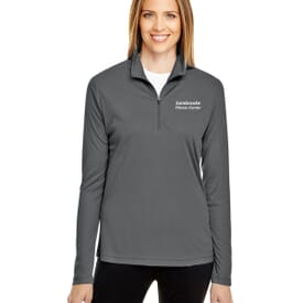 Ladies' Team 365 Zone Performance Quarter-Zip