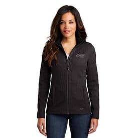 Ladies' OGIO® Grit Fleece Jacket