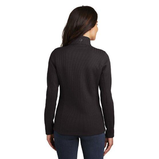 367bed5b2 Ladies' OGIO® Grit Fleece Jacket - Promotional   Crestline
