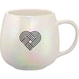 15 oz Iridescent Ceramic Mug