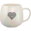 15 oz Iridescent Ceramic Mug