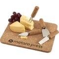 Cork 5 Piece Cheese Serving Set