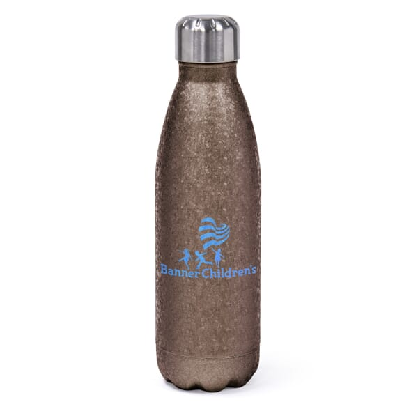 17 oz Flake Ice Gully Stainless Tumbler