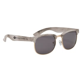 Marbled Panama Sunglasses