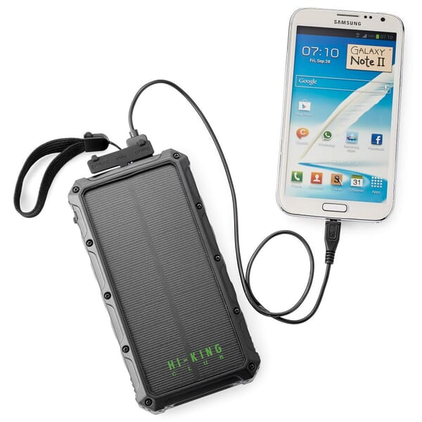 12000 mAh Super Off-Road Wireless Power Bank