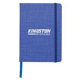 Textured Fabric Journal