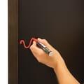 Chalkboard in use