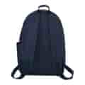 Back side of backpack