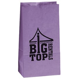 Popcorn Bag - Assorted Colors