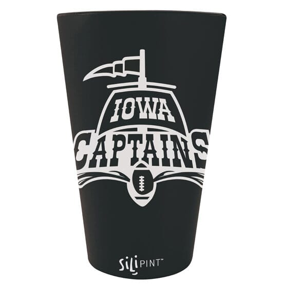 16 oz Silipint™ Straight Up Pint Glass