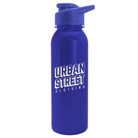 24 oz Terrain Metalike Bottle w/ Drink-Thru Lid