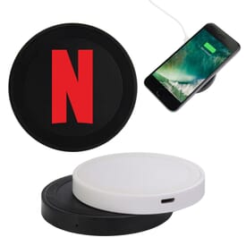 Qi Disc Wireless Charging Pad