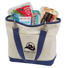 Mini Boat Tote Lunch Cooler