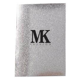 Mini Glitter Notebook