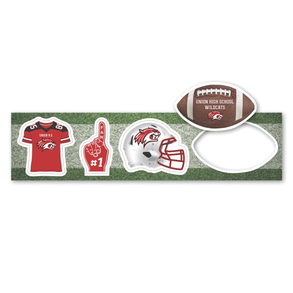 Pop-Out Magnet Set - Sports