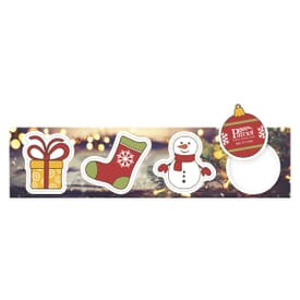 Pop-Out Magnet Set - Holiday