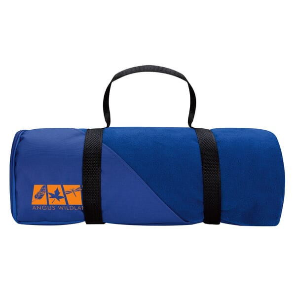 Blanket with Sleeping Bag