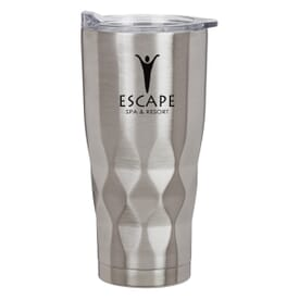 22 oz Vortex Stainless Steel Tumbler