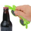 Bottle opener in use