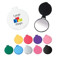 Custom Printed Compact Mirrors with Logo