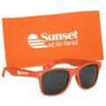Malibu Sunglasses With Pouch