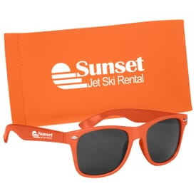 Malibu Sunglasses With Pouch