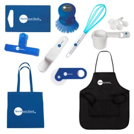Kitchen Essentials Kit With Apron
