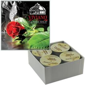 Custom Coffee Box 4-Pack