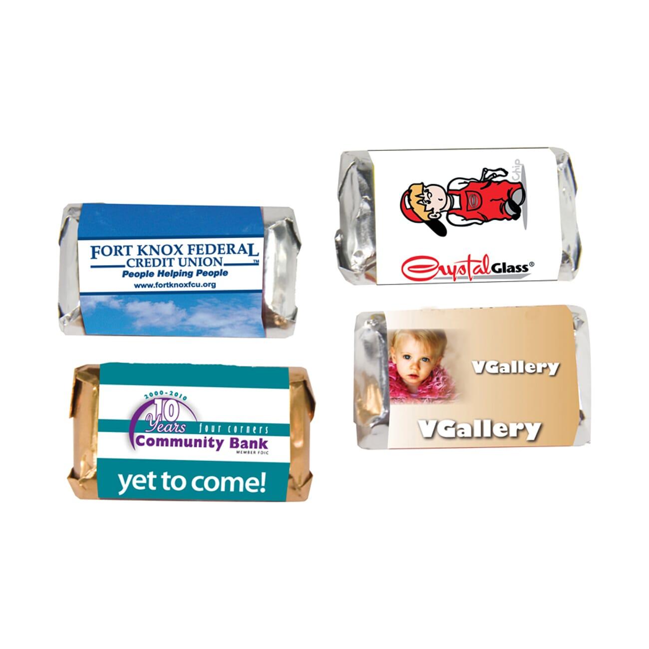 Hershey Miniature Customized Singles