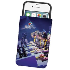 Microfiber Phone Wallet Pouch or Sleeve