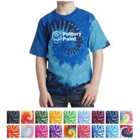 Port & Company® Youth Tie-Dye Tee