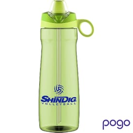 32 oz Pogo® Soft Straw Tritan Bottle