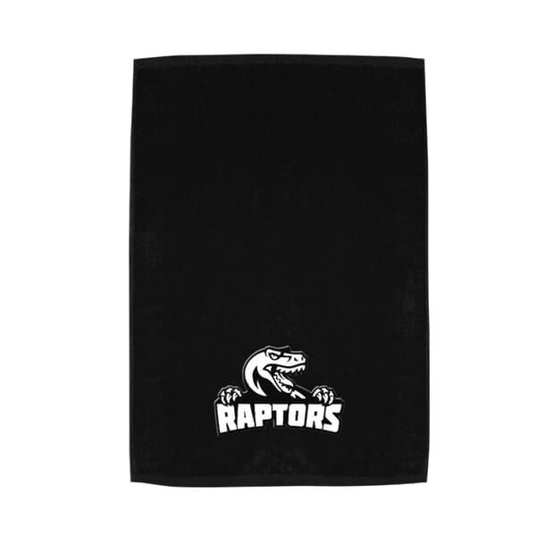 Sport Terry Velour Towel Dobby Hem
