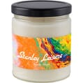 8 oz Soy Candle in Glass Jar