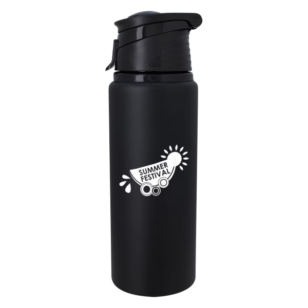 24 oz Velvet Touch Aluminum Bottle