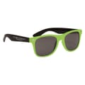 Two-Tone Valencia Malibu Sunglasses