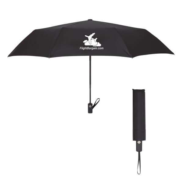 "44"" Arc Sterling Automatic Telescopic Umbrella"