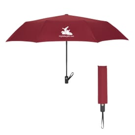 "44"" Arc Sterling Automatic Telescopic Umbrella"