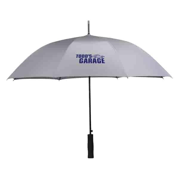 "46"" Arc Rain Delay Reflective Umbrella"