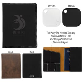 Guardian RFID Passport Wallet Seek Set