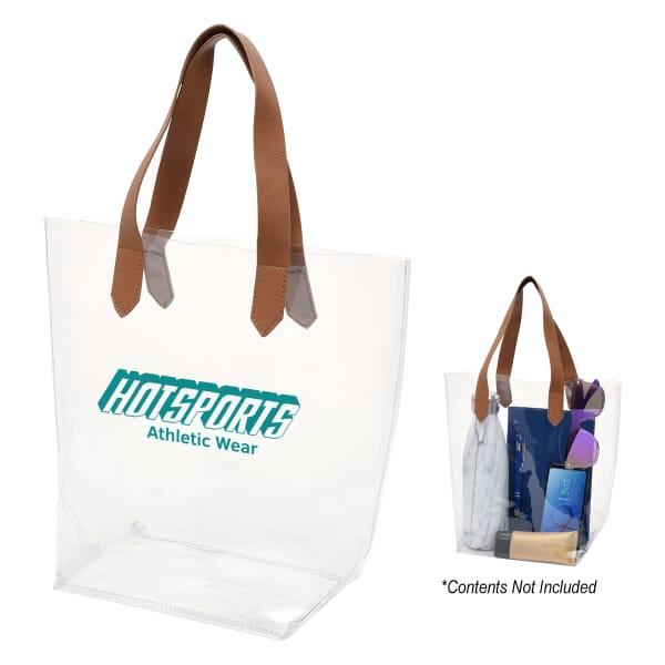 Accord Clear Tote Bag