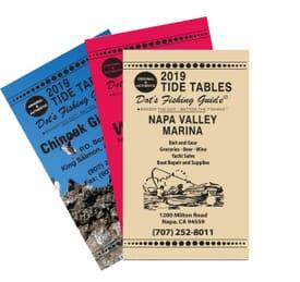 Coast & Columbia River Tide Book