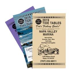 San Francisco Tide Book