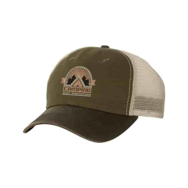 DRI DUCK Waxy Meshback Cap