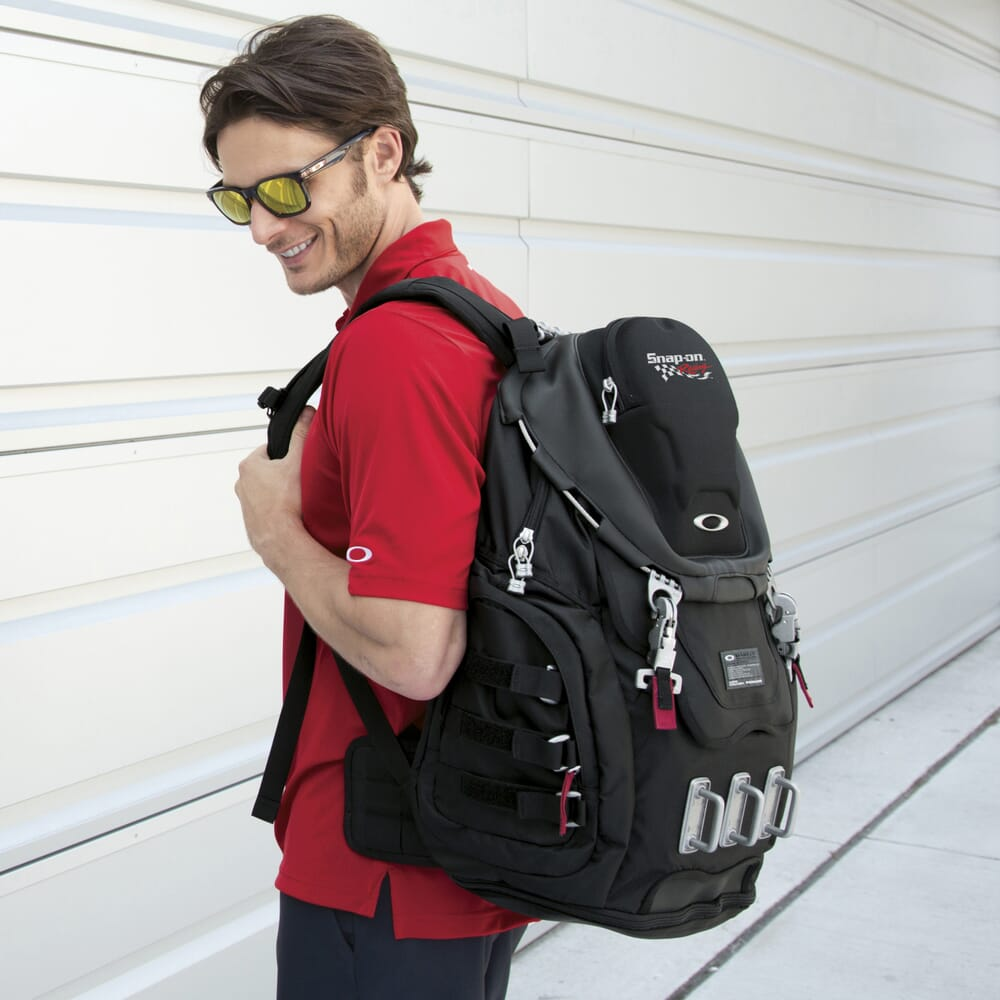 Oakley Kitchen Sink Backpack Promotional Giveaway Crestline
