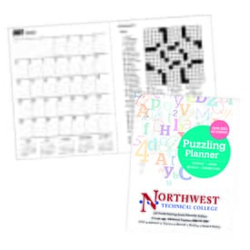 2020-2022 Academic Puzzling Planner