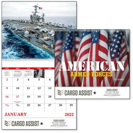 2021 American Armed Forces - Spiral