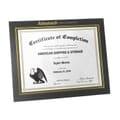 Dual Easel Certificate Holder